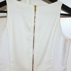 Banana Republic Dresses - NWT (Off) White Hot Banana Republic Dress